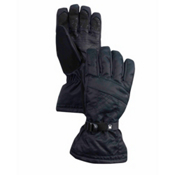 Spyder Overweb Gore-Tex Gloves, Black-Black, medium