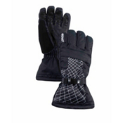 Spyder Overweb Gore-Tex Gloves, Black-White, medium