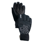 Spyder Underweb Gore-Tex Gloves, Black-White, medium