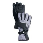 Spyder Traverse Gore-Tex Gloves, Castlerock-Black-Castlerock, medium