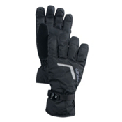 Spyder Traverse Gore-Tex Gloves, Black-Black-Black, medium