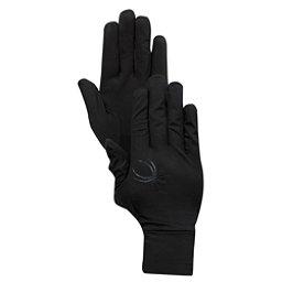 Spyder Compact Glove Liners (Previous Season), Black, 256