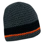 Spyder Bug Band Hand Knit Hat, Castlerock-Black-Squeeze, medium