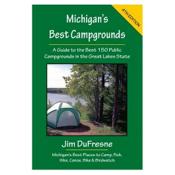 Michigan Trail Maps Michigans Best Campgrounds, , medium