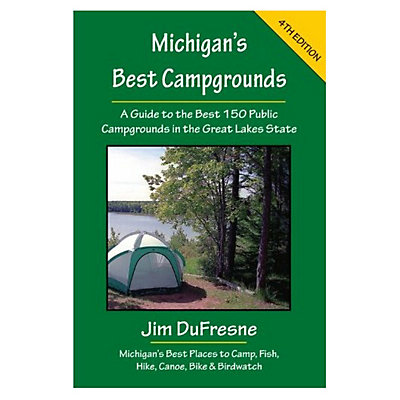 Michigan Trail Maps Michigans Best Campgrounds, , viewer