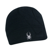 Spyder Nebula Ski Hat, Black, medium