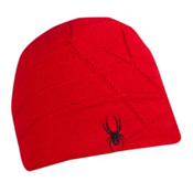 Spyder Nebula Ski Hat, Red, medium