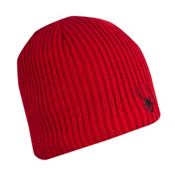Spyder Bug Button Ski Hat, Red, medium
