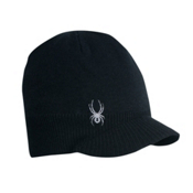 Mens Brim Ski Hats
