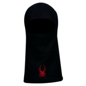 Spyder Shelter Balaclava, Black, medium