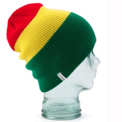 Coal Frena Hat, Rasta, medium
