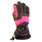 Gordini Da Gore Goose IV Womens Gloves, Black-Honeysuckle, medium
