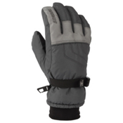 Gordini Ultra Dri-Max VII Gauntlet Gloves, Dark Grey-Light Grey, medium
