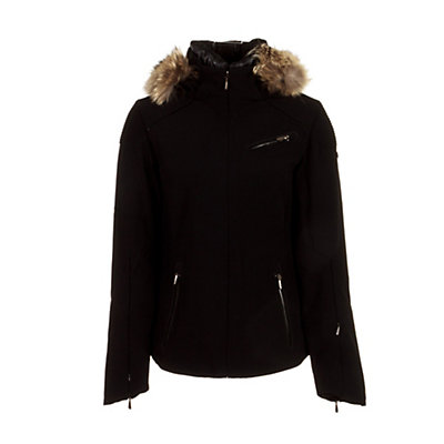 Spyder Posh Real Fur Womens Insulated Ski Jacket (Previous Season), , viewer