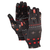 Burton Touchscreen Glove Liners, Mother Russia, medium