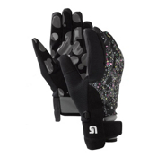 Burton Pipe Womens Gloves, Drops Of Jupiter, medium
