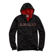 Burton Bonded Hoodie, True Black, medium