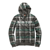Burton Bonded Hoodie, Keef Riverside Plaid, medium