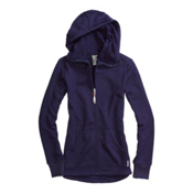 Burton Hangover Womens Hoodie, Hex, medium