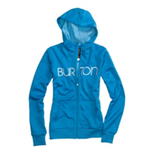 Burton Scoop Womens Hoodie, Blue Ray, medium