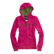 Burton Scoop Womens Hoodie, Tart, medium