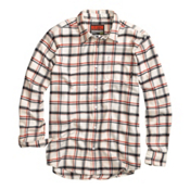 Burton Havoc Tech Flannel Flannel, Marauder Ride High Plaid, medium