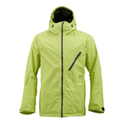 Burton AK 2L Cyclic Mens Shell Snowboard Jacket, Acid, medium