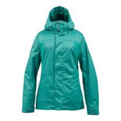 Burton TWC Fulltime Flirt Womens Insulated Snowboard Jacket, Dinero, medium