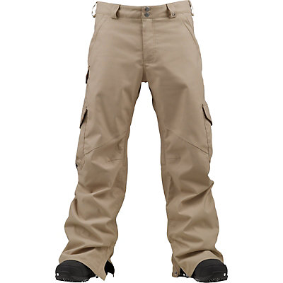 Burton Cargo Short Mens Snowboard Pants, , large