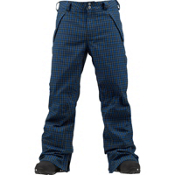 Burton Vent Mens Snowboard Pants, Ballpoint Reid Plaid, medium