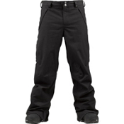 Burton Vent Mens Snowboard Pants, True Black Houndstooth, medium