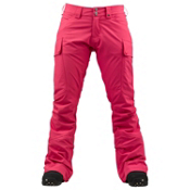 Burton Gloria Womens Snowboard Pants, Hot Streak, medium