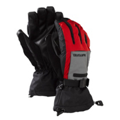 Burton Baker 2 in 1 Gloves, True Black-Jet Pack-Marauder, medium