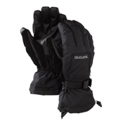 Burton Baker 2 in 1 Gloves, True Black, medium