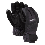 Burton GORE-TEX Under Gloves, True Black-Ghost Plaid, medium