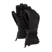 Burton GORE-TEX Womens Gloves, True Black, medium