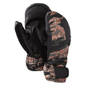 Burton GORE-TEX Under Mitt Mittens, Tiger Camo, medium