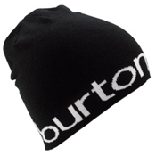 Burton Up On Lights Womens Hat, True Black, medium