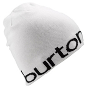 Burton Up On Lights Womens Hat, Bright White, medium