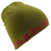 Burton Up On Lights Womens Hat, Olive, medium