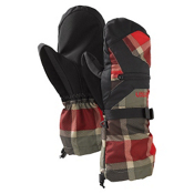 Burton Vent Kids Mittens, Keef Revolt Plaid, medium