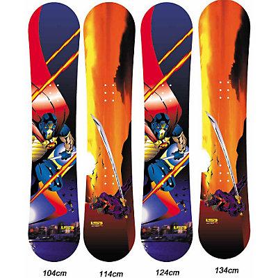 Liquid Hot Rod Boys Snowboard, , large