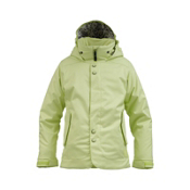 Burton Melody Girls Snowboard Jacket, Sunny Lime, medium