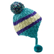 Burton Listen Up Beanie Kids Hat, Paradise, medium