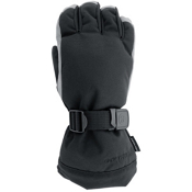 Grandoe Hybrid Gloves, Stone-Black, medium