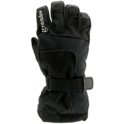 Grandoe Phantom Gloves, Black-Black, medium