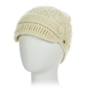 Coal Madison Womens Hat, Creme, medium