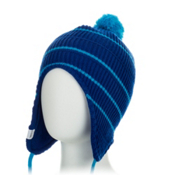 Coal Clayton Hat, Blue, medium