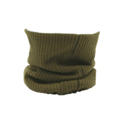 Coal Nichols NW Neck Warmer, Army, medium