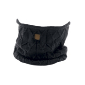 Coal Aden NW Neck Warmer, Black, medium
